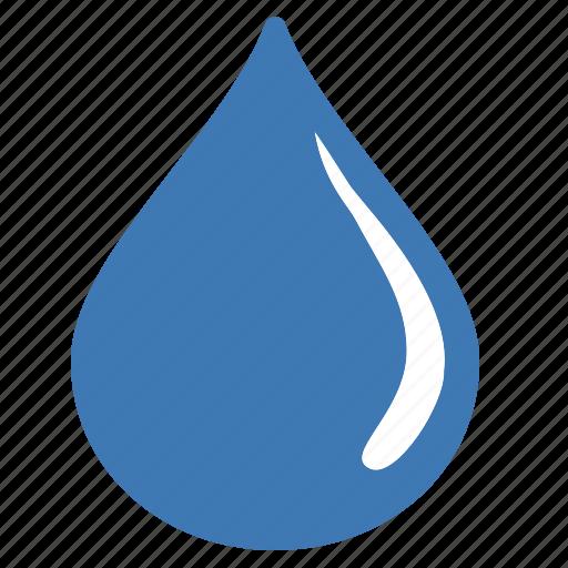blur, drop, imaging, tool, water icon