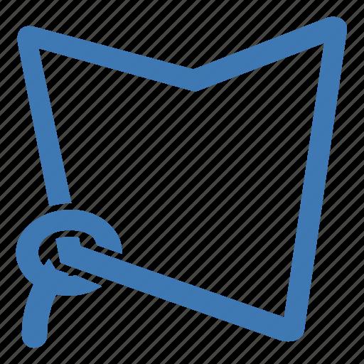 catch, imaging, lasso, polygonal, tool icon