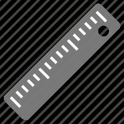 imaging, measure, ruler, tool icon