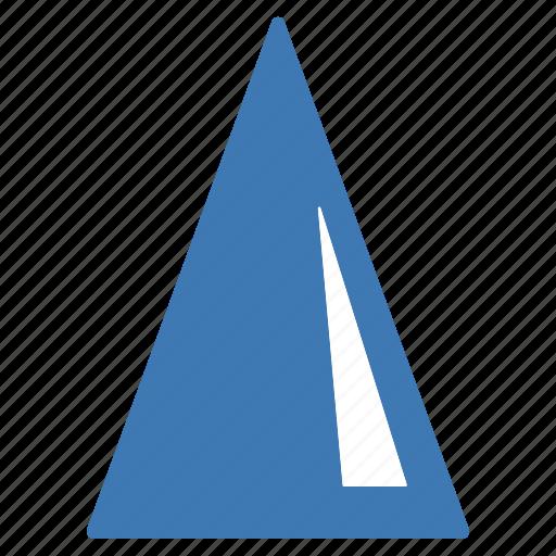 imaging, sharpen, tool icon