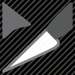 cut, imaging, precision, select, slice, tool icon