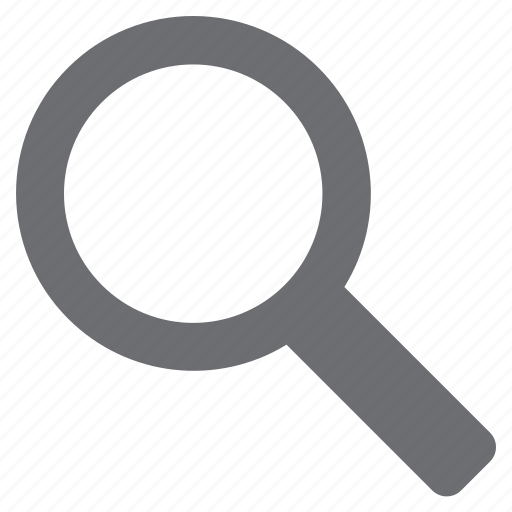find, glass, imaging, look, magnifying, tool, zoom icon
