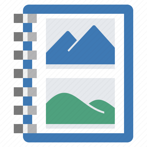 Album, images, imaging, photos, pictures icon - Download on Iconfinder