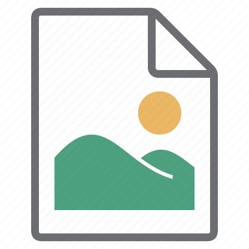 create, file, imaging, new, picture icon