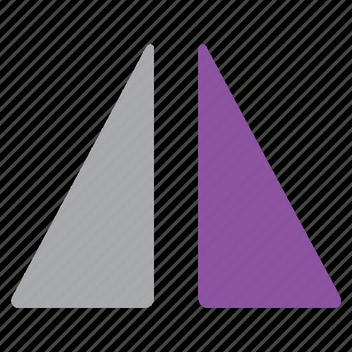 flip, horizontal, imaging icon