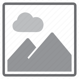 black and white, image, imaging, monochrome icon