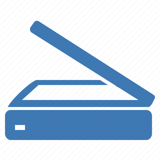 copy, imaging, scan, scanner icon