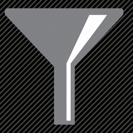 filter, funnel, imaging, sort icon