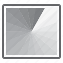 angle, gradient, imaging, option icon