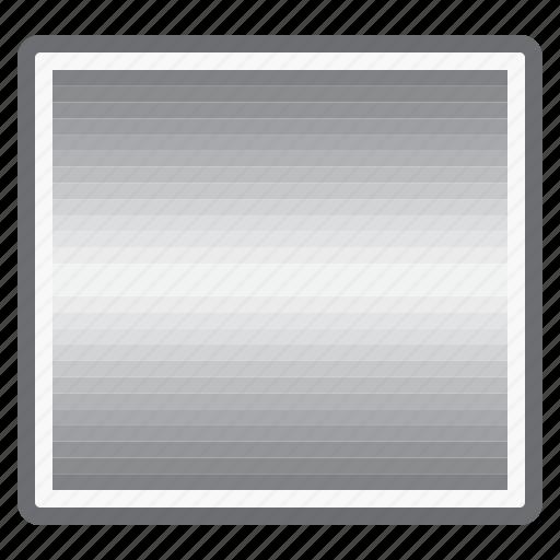 gradient, imaging, option, reflect icon
