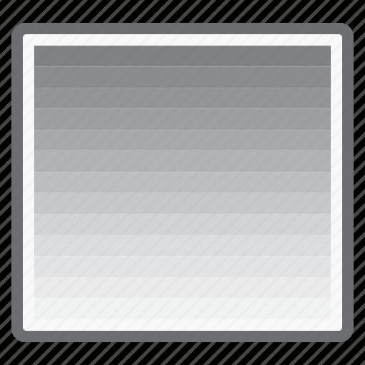 gradient, imaging, option, vertical icon