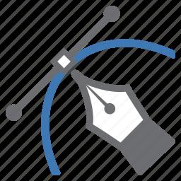 edit, imaging, modify, vectors icon