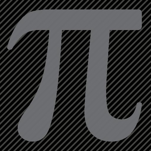 calculus, equations, formulas, mathematics, operators, pi, science icon