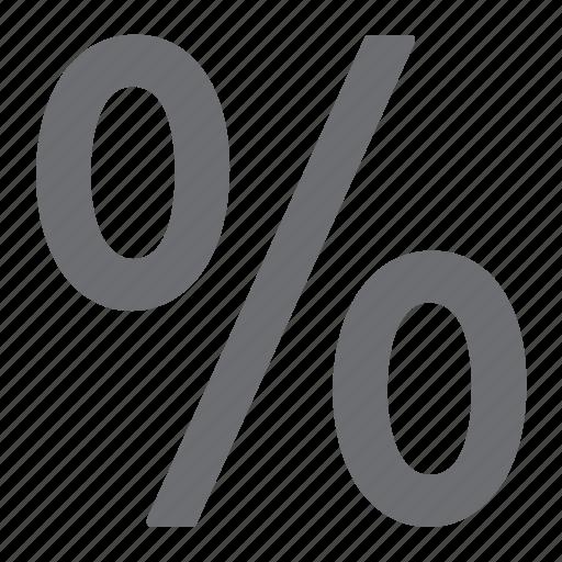 percentage, scale, symbols, view icon