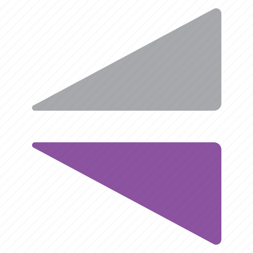 flip, image, photo, picture, processing, symmetry, vertical icon