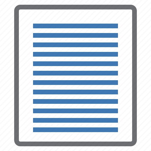 column, configuration, mode, one, page, processing, view icon