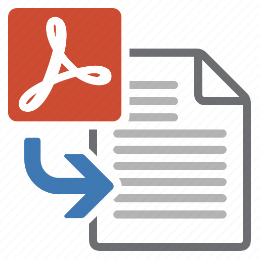 document, file, import, insert, pdf, processing, word icon