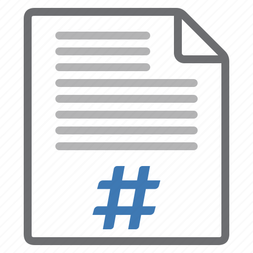 bottom, document, number, page, paginate, pagination, processing icon