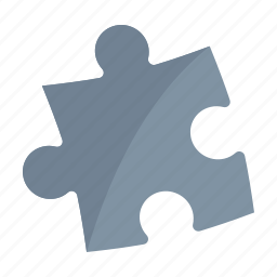 problem solving, puzzle, solution icon