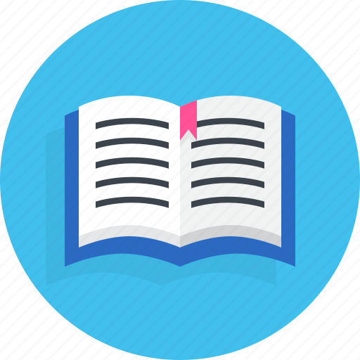 book, noterbook, school icon