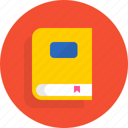book, cultural, knowledge, noterbook, school icon