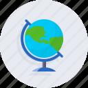 earth, school, knowledge, geography