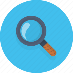 find, research, school, search, seek icon