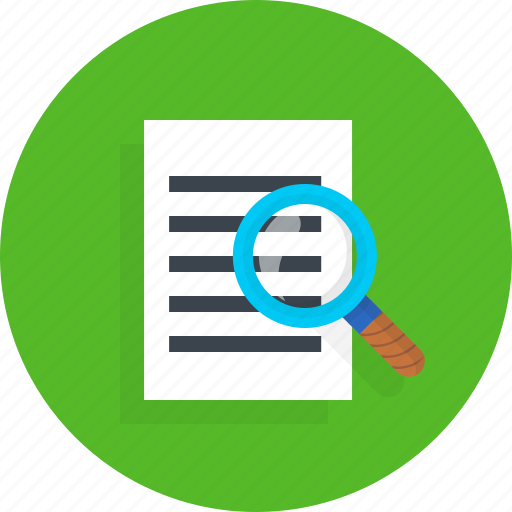 analysis, find, research, school, search, seek icon