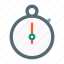 stop, stopwatch, time, watch icon icon