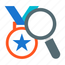 badge, medal, quality, quality icon, search engine optimization, seo, site quality icon