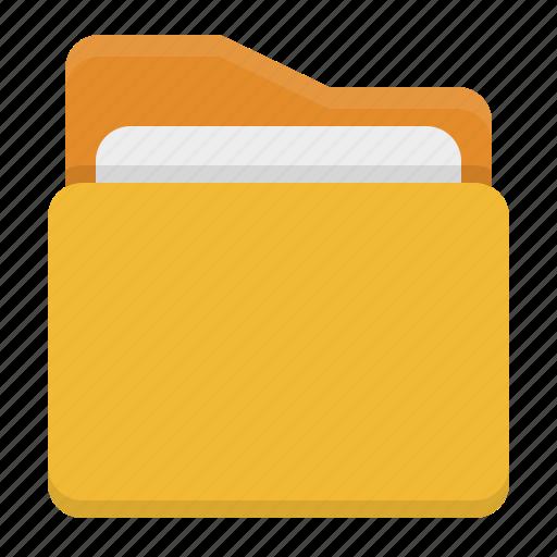documents, folder, history, stackfolder icon