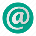 address, contact, email, envelope icon