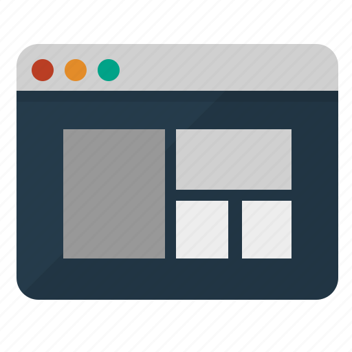 App application applications browser coding content for Window design png