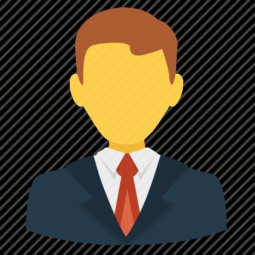 businessman, consultant, customer service, man, specialist icon