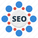 marketing, optimization, seo, seo package icon