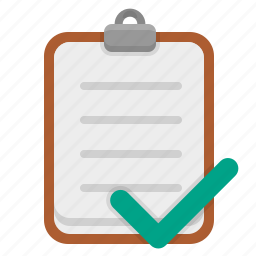 accept, audit, check, checklist, checkmark, clipboard, complete, done, exam, goal, list, manage, mark, marketing, ok, organizer, page, plan, planning, report, schedule, seo, stackfolder, strategy, success, successful, tasks, text, tick, to-do, to-do list, todo, track, tracklist, valid, web, yes icon