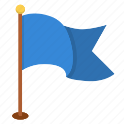 arrival, business, competition, complete, deadline, destination, end, finish, flag, flagged, goal, location, marker, notification, pin, point, start, winning icon