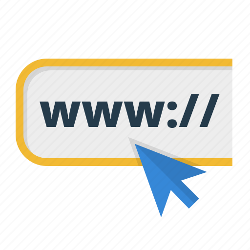 address, domain, link, url, webpage icon