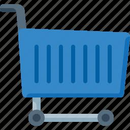 buy, shop, shopping trolley, store, trolley icon