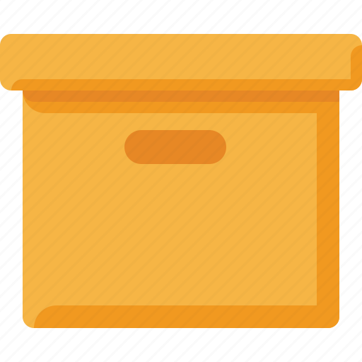 box, delivery, pack, shipping icon