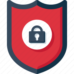 lock, protection, safe, security, shield icon