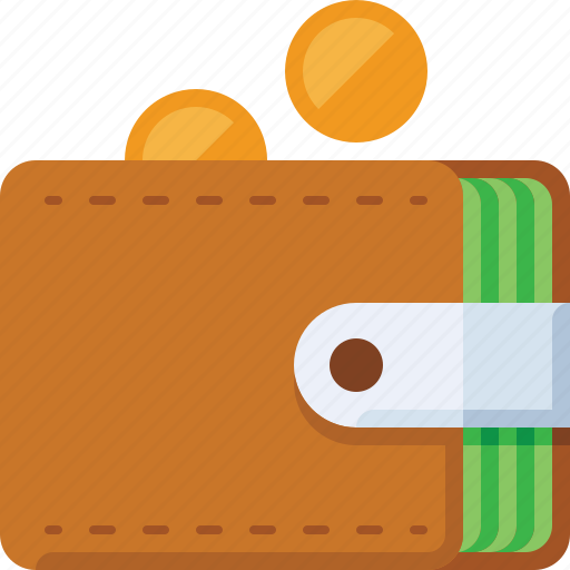 coin, finance, money, wallet icon