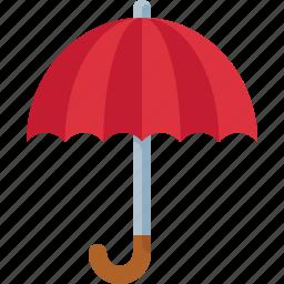 protection, rain, umbrella icon