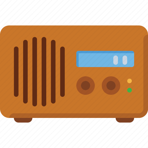 audio, music, play, radio, station icon