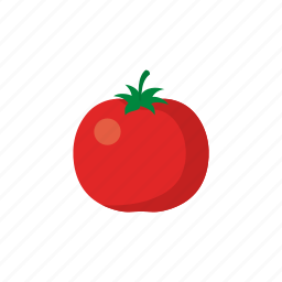 cook, dish, food, red, tomato, vegetable, veggie icon