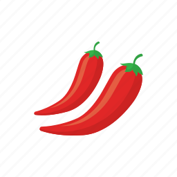 chili, cook, food, hot, red, vegetable, veggie icon