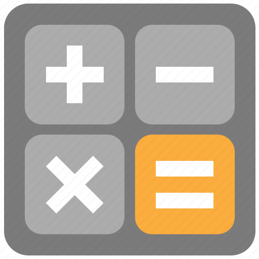 Accounting, calc, calculate, calculator, math, mathematics, numbers icon - Download on Iconfinder