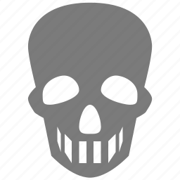 danger, dead, death, pirate, poison, skull, toxic icon