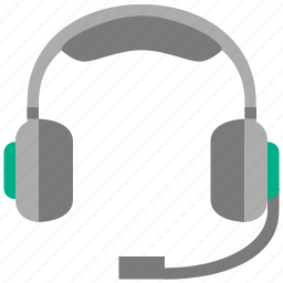 audio control, call center, head set, headphones, headset, operator tools, speaker icon