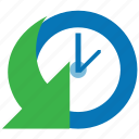 arrow, back, history, previous, return, rollback, undo icon